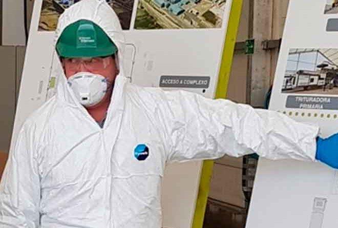 No podemos permitir que los residuos derivados del COVID-19 se conviertan en un problema ambiental