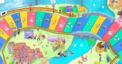 """Sogama lanza """"El Tour de las 3R"""", un juego pensado para formar a escolares en valores ambientales"""