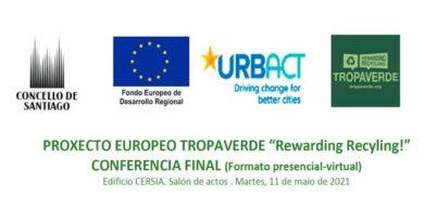 Conferencia Final del proyecto europeo Tropa Verde Rewarding Recycling