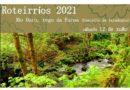 ROTEIRRÍOS 2021. Reservas Naturales Fluviales