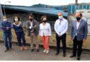 Una delegación del gobierno regional de Murcia visita Sogama como referente en la gestión de los RU