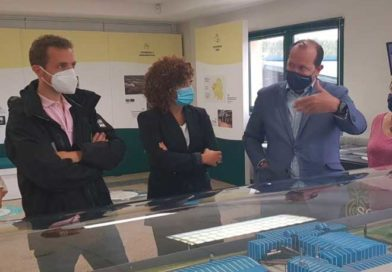 La Diputación Provincial de Huelva se interesa por el sistema de gestión de RU promovido porSogama