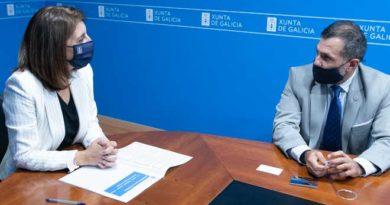 Uruguay exploran posibles colaboraciones en materia ambiental con Galicia